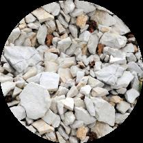 Terre de calcaire